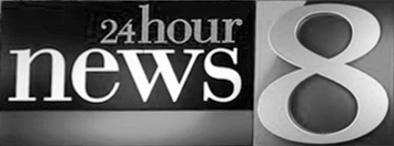 24 Hour News Logo
